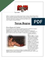 Tekken 3 Para 3D&T