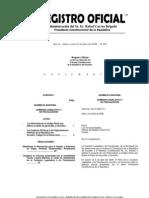Genocidio Y Etnocidio Registro Oficial