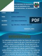 Hidrologia. Capitulo 2