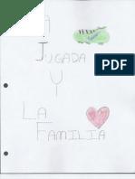 Antologia de Cuentos La Jugada y La Familia