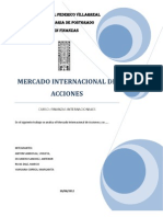 Mercado Internacional de Acciones Final