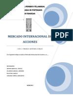 Mercado Internacional de Acciones Final