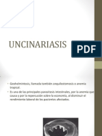 UNCINARIASIS