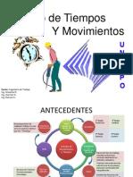 Tiempos y Movimientos