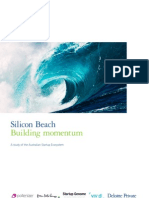 Silicon Beach Australian startup ecosystem