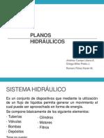 PLANOS HIDRÁULICOS