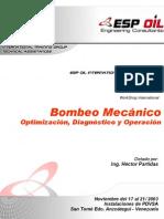 Bombeo Mecanico Optimizacion Diagnostico y Operacion