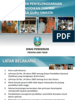 Buku Pedoman Bppdgs Propinsi Jatim