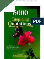 500 Inspiring quotations