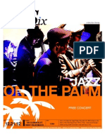 Meet Jazz in Six at Jazz on the Palm, 12.21.12