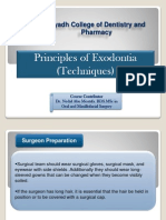 Principles of Exodontia