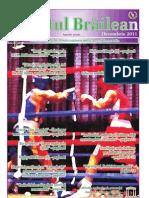 Revista Sportul Brailean, Nr.3, 2011