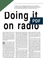 Doing It on Radio_Izzy Mant