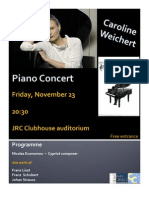 Piano Concert En