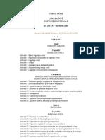 Codul Civil I