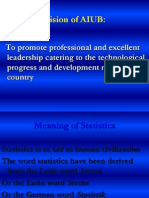 1. Lecture Basic Statistics (1)