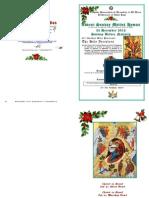 Sunday Matins Hymns - Tone 4 - 23 December 2012 - 29th AP - Before Nativity