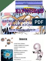 1. Estructura Atomica y Masa Atomica....