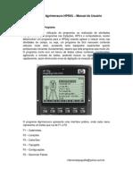 Manual Agrimensura 2012