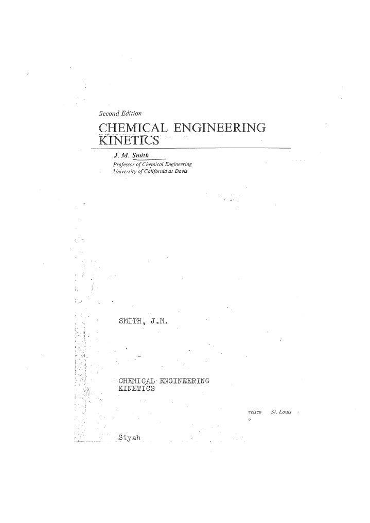 solutions manual chemical kinetics product user guide instruction u2022 rh testdpc co solution manual for chemical kinetics and reaction dynamics solution manual chemical engineering kinetics jm smith