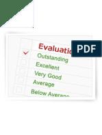 performance appraisal term paper