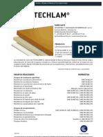 Ficha Técnica TECHLAM® Símbolo Calidad