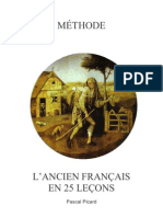 Method e Ancien Francais
