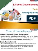 25(B) Unemployment