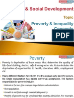 24(A) Proverty and Inequality Concepts