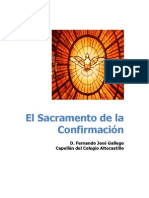 Catequesis Confirmación