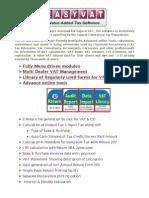 Gujarat_VAT_software
