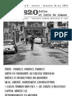 Paris20 n°6 - 16 mai 2012 - A4