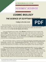Cosmic Biology Science of Egyptian Medicine