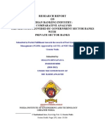 INDIAN BANKING Research Report