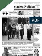 La Estación Noticias Nº 25, 23 de Noviembre