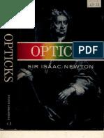 Opticks - Sir Isaac Newton [1952 republication of the 1730 4th ed.]