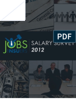 Salary Survey of NSUERS