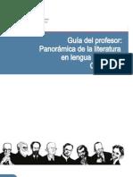 Guia Profesor Panoramic a Literatur A