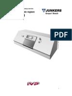 Automatizare TH100 Cazan Lemne Bosch Solid 5000 WT