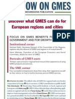 Window on GMES - Special Issue 2012