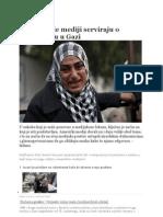 Opasna Manipulacija Izrael Gaza