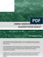 Energy Dissipation Dampers