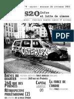 Paris20 n°9 - 26 septembre 2012 - A4
