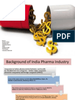 Advertising in Pharmaceutical Industry in India