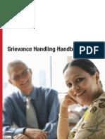 Grievance Handling Handbook -English Version