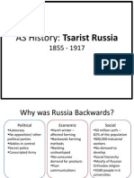 As History- Russia