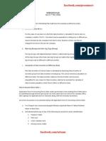 RCM Marketing Plan Wef 1 Nov , 2012 - English version