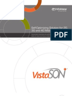 SB InfoVista Self Optimizing Solution for Mobile Networks