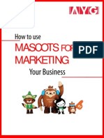 How to Use Mascots for Marketing Your Business