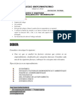 Deber emprendimiento y gestión  27 de noviembre de  2012